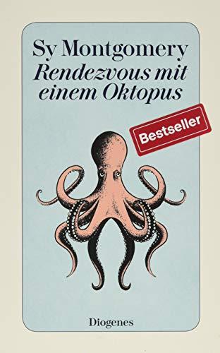 Buchseite und Rezensionen zu 'Rendezvous mit einem Oktopus: Extrem schlau und unglaublich empfindsam: Das erstaunliche Seelenleben der Kraken (detebe)' von Sy Montgomery