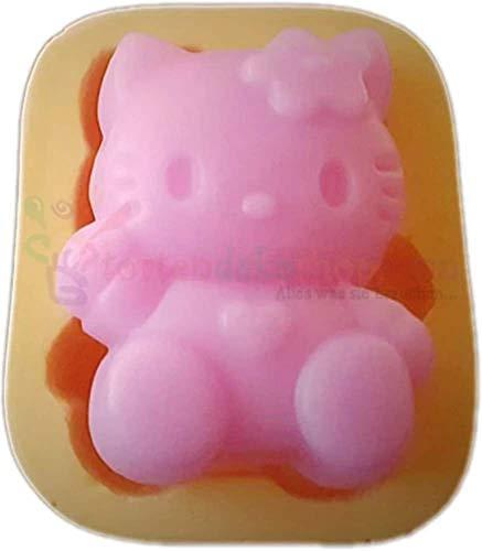 Hello Kitty Silikonform, Gross