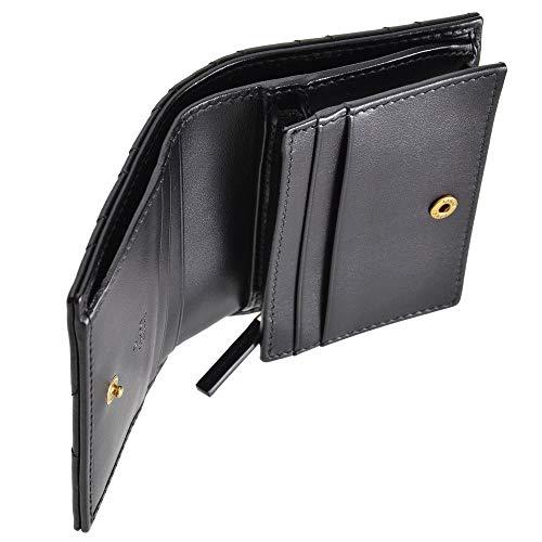 (グッチ)GUCCI折財布466492DTD1Tブラック(1000/NERO)【GGマーモント:GGMARMONT2.0】[並行輸入品]