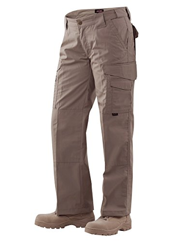 Tru-Spec Women's 24-7 Series Original Tactical Pant, Coyote, 14W 30L