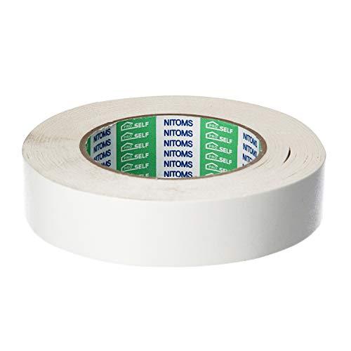 ニトムズ カーぺット用両面テープS 30mm×15m J0220