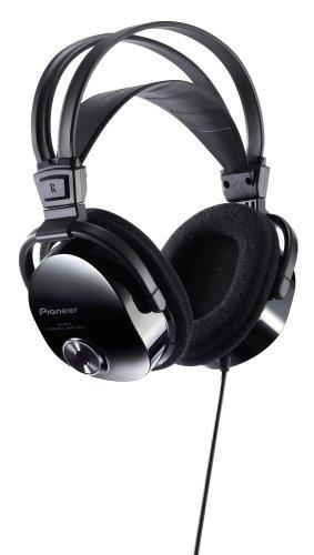 Pioneer SE-M531 zwart ooromsluitend hoofdband - hoofdtelefoon (ooromsluitend, hoofdband, kabel, 7-40000 Hz, 3,5 m, zwart)