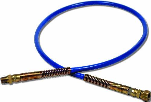 Graco 238358 BlueMax II Whip Hose for Airless Paint Spray Guns, 3/16-Inch x 3-Feet