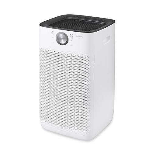 アイリスオーヤマ 空気清浄機 45畳 空気汚れモニター付 脱臭 ホコリ 花粉 集じん 静音 キャスター付 スピード清浄 IAP-A110-W