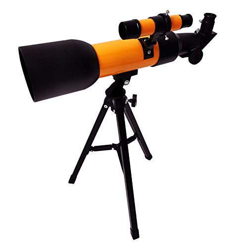 Marxways_ Teleskop für Kinder, Astronomisches Kinder Fernrohr Teleskop für Astronomie Anfänger Kinderteleskop Set mit Stativ Okulare Kompass und Sternfinderlinse Wissenschaft Beobachtungswerkzeug