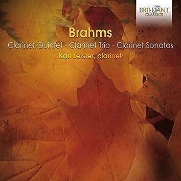 Brahms: Clarinet Chamber Music