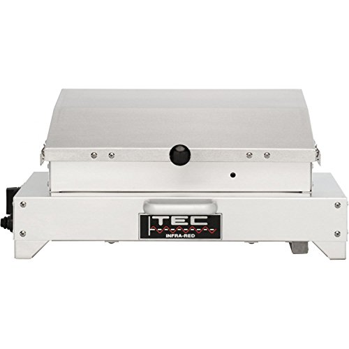 TEC Cherokee FR Portable Tabletop Gas Grill (CHFRLP)