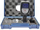 ZJN-JN Tragbarer Wasseraktivitt Meter Lebensmittel AW Tester Monitor-Wasser Analyzer 6-Bit-Hintergrundbeleuchtung Digital-Display Messwasseraktivitt von Getreide Obst Gemse Brot Kekse Kuchen Puffed