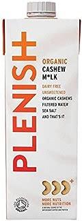 Plenish Organic 6% Cashew Milk - 1L (33.81fl oz)