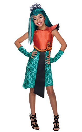 Rubies Officielle Monster High Mattel Nefera de Nile Enfant Taille M