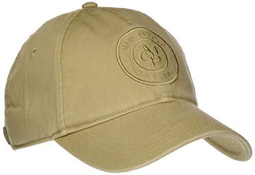 Marc O'Polo Herren 021810001150 Baseball Cap, Beige (Earth 741), One Size (Herstellergröße: OSO)