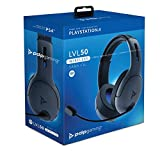 PDP - Auricular Stereo Gaming LVL50 Wireless, Gris...