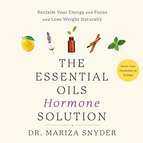 The Essential Oils Hormone Solution cover art