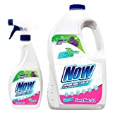 Now gel desinfectante anti hongos para baños y azulejos 5+1 litros