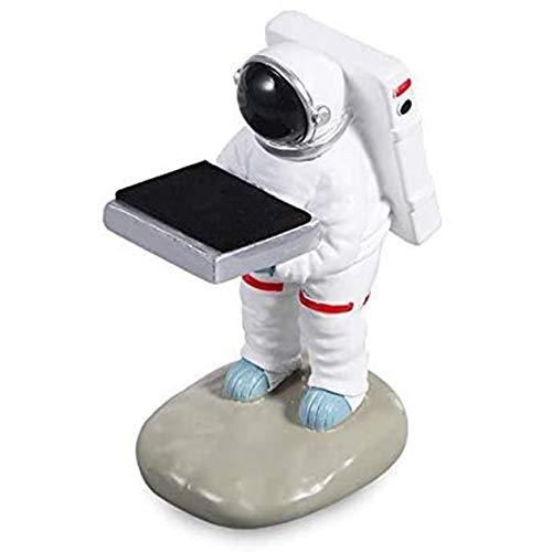 ZXCVB Spaceman Design Uhrenhalter, Ancient Astronaut Uhrenhalter House Maid Ring Ohrringe Armbänder Halsketten Geschenk Display Holder Organizer