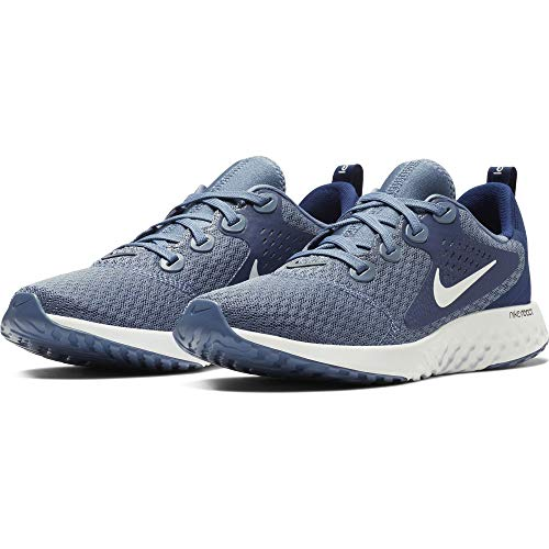 Nike Herren Rebel React (Gs) Fitnessschuhe, Mehrfarbig (Diffused Blue/White/Blue Void 400), 39 EU