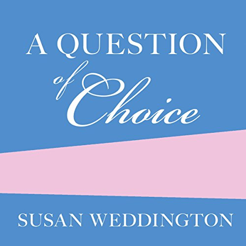 A Question of Choice audiobook cover art