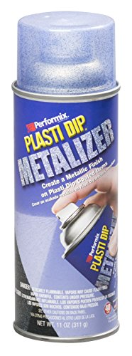 Plasti Dip Sprühfolie Sprühdose Blau Metalizer - 325 ml - Original Performix USA Produkt