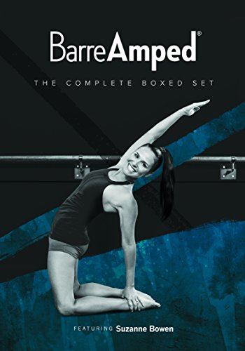 BarreAmped The Complete Boxed Set (6 DVDs)