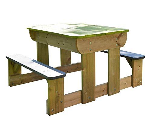 Wendi Toys Sand Wasser Picknick Tisch inkl. Bänken Wannen