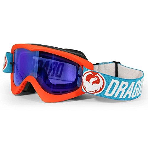 Dragon 26563643502b Maske Radsport Unisex Erwachsene, Flash Blue
