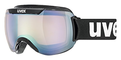 Uvex Downhill 2000 Vlm Skibrille, black, One Size