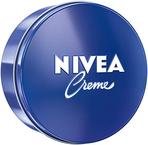 NIVEA Creme Dose Universalpflege (250 ml), klassische Feuchtigkeitscreme für alle Hauttypen, reichhaltige Hautcreme mit pflegendem Eucerit