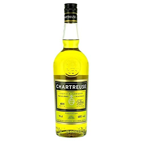 Chartreuse Yellow 0,7 Liter 40% Vol.