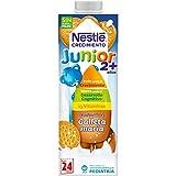 Nestlé Junior Crecimiento 2+ Galleta María - Leche para niños a partir de 2 años - 6 x 1 L, sin aceite de palma