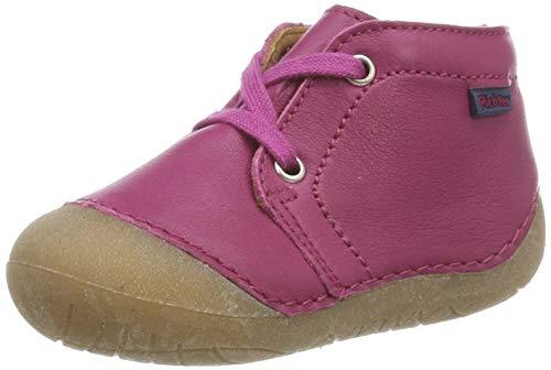 Richter Kinderschuhe Baby Mädchen Richie Sneaker, Pink (Mallow 3100), 22 EU
