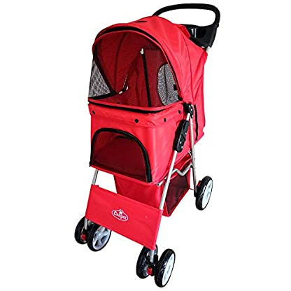 Easipet Pet Stroller Available in 5 (Black) 5