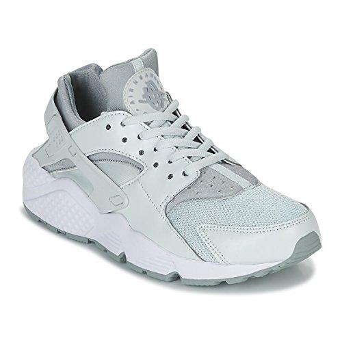 Nike WMNS Air Huarache Run - Scarpe da ginnastica da donna, (grigio.), 35.5 EU