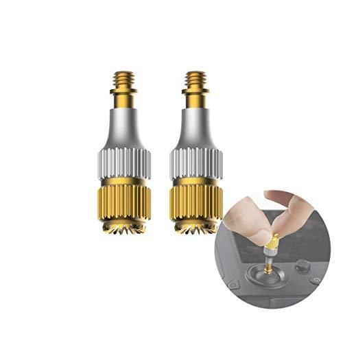 Linghuang Kompatibel mit DJI Mavic 2 Smart Controller Einstellbare Erweiterungssticks Aluminiumlegierung Hebel Joystick Daumenwippe - Smart Controller Ersatzteil