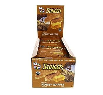 Organic Waffle - Honey 16/1.06 Ounce  30 g  Packets