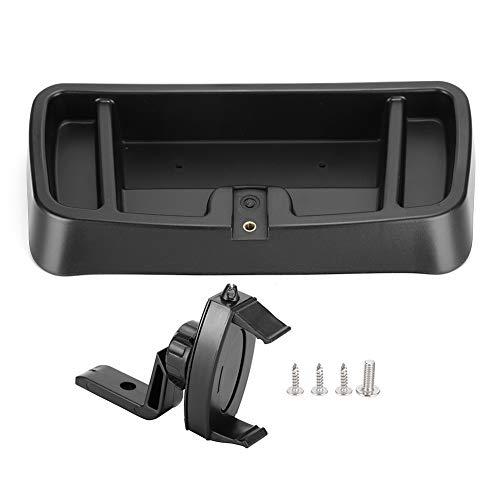 Bilinli Auto Handyhalterung Dashboard Aufbewahrungsbox Fit für Jeep Wrangler TJ 1997-2006