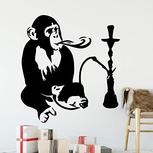 wZUN Lustige Wandaufkleber Wandkunstaufkleber Moderne Mode Babykinderzimmerdekoration Kunstdekoration Hauptdekoration 30x32cm