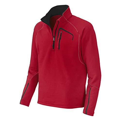 Trango Pullover Navan – Jersey, Homme, Rouge (Rouge)