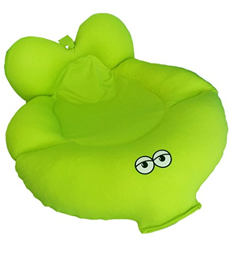 Pomfitis bbjg1 Baby Joy Gepolsterte Badewannensitz, grün