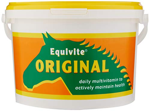 Equivite Unisex's Original Supplement, Yellow, 3 kg