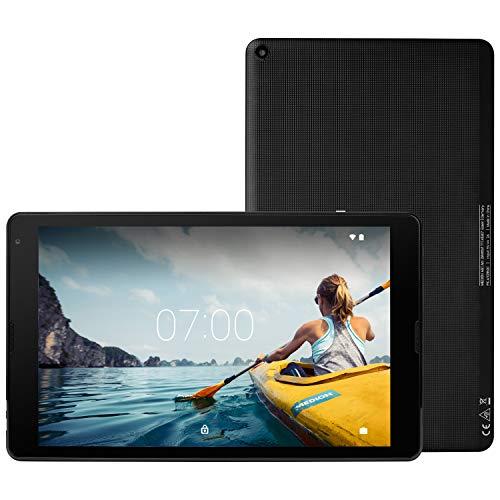 MEDION E10412 25,7 cm (10,1 Zoll) HD Tablet mit IPS Bildschirm (Android 7.0, Quad Core Prozessor, 32GB Speicher, 2GB RAM, WLAN, Bluetooth 4.1) schwarz