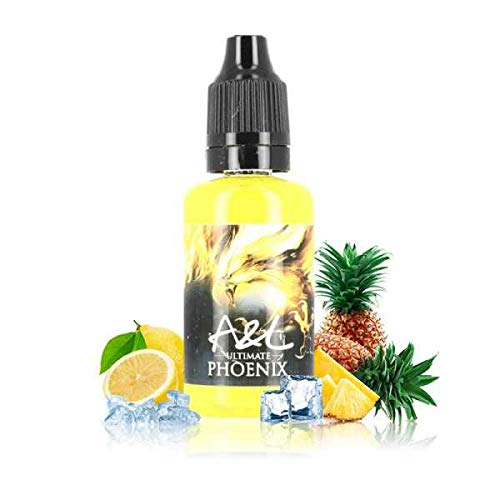 Concentré Phoenix - ultimate green edition en sans nicotine ni tabac