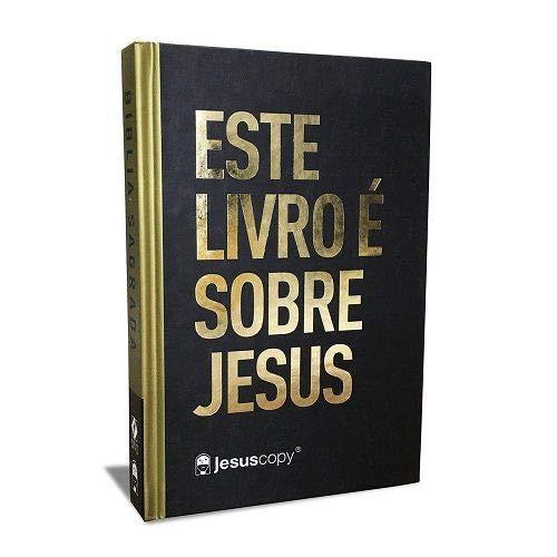Bíblia Sagrada - Este livro é sobre Jesus: Nova Almeida Atualizada (NAA)