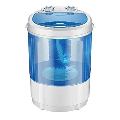 PFGO Electric Mini Portable Compact 4.5Kg Washing Shoes Brush Machine Capacity Shoes Washer Washing Machine Spin Dryer