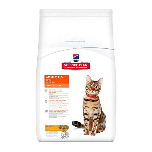 Hill's Science Plan 4296 Feline Adult Huhn 10kg - Katzenfutter