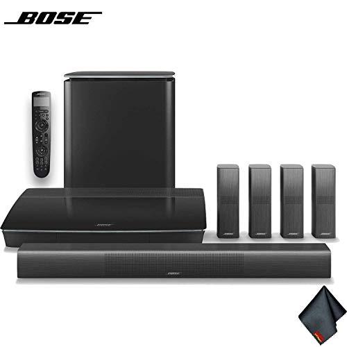 Bose Lifestyle 650 Sistema de Home Theater - Preto