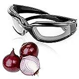 Xrten Occhialini da Cipolla,Cipolla Occhiali Protettivi per Tagliare le Cipolle per Uso Domestico e Cucina