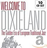 Welcome To Dixieland : The Golden Era Of European Traditional Jazz Pack 10cd