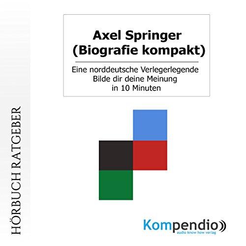 Axel Springer audiobook cover art