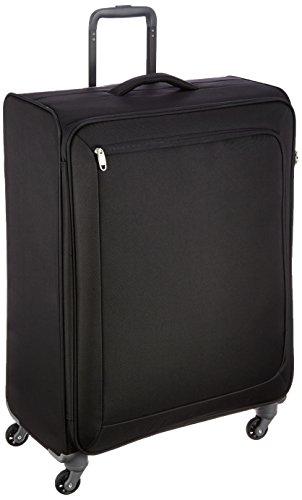 [エース トーキョー] スーツケース ロックペイントSS 91L 3.1kg TSAダイヤルファスナーロック 63 cm ブラック