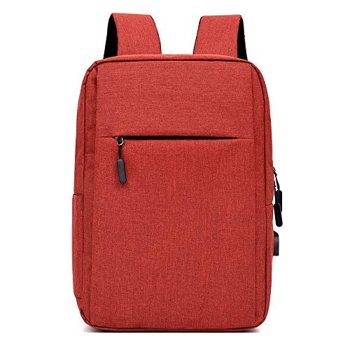 Mochila para negocios de ocio, mochila para computadora para hombres, mochila para estudiantes de tela Oxford repelente al agua y de ocio